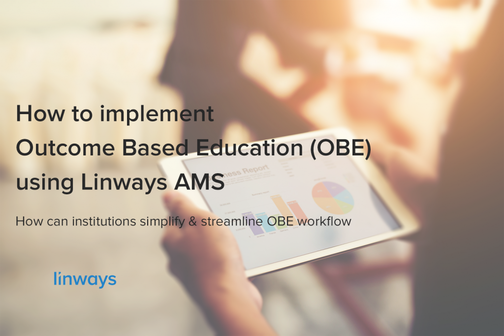 How to implement Outcome Based Education (OBE) using Linways AMS