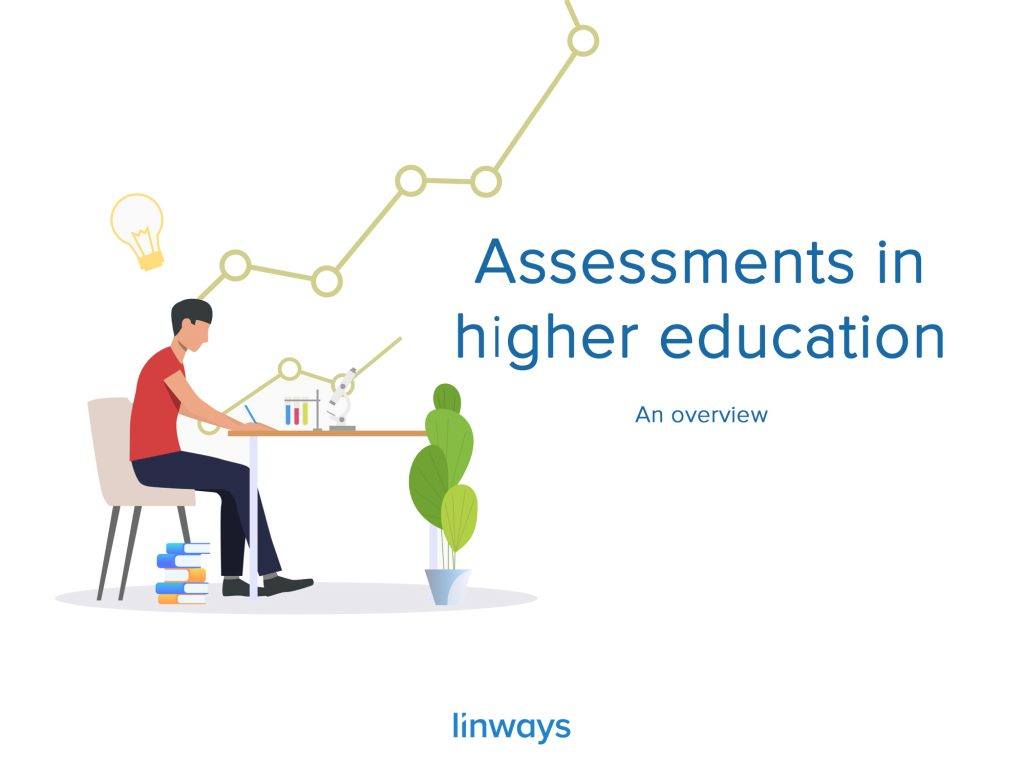 An overview of assessments in higher education
